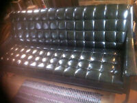 VINTAGE 1960's CHESTERFIELD SOFA/COUCH QUEBEC MADE