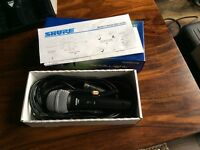 Shure C606 microphone