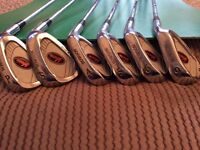 Howson golf irons, golf clubs