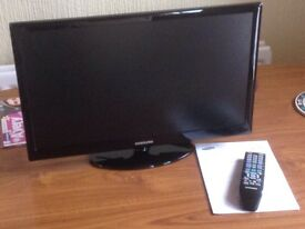 """Samsung 22"""" Freeview LED TV Full HD"""