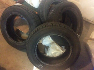 Winter Tires -Set of Four