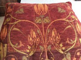 john lewis cushion covers and cushions x4