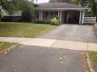 House for rent near two universities waterloo