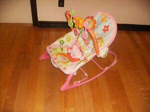 ROCKING MUSICAL CHAIR FISHER-PRICE