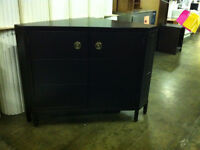 STAND A TV DE COIN (NEUF) - NEW CORNER TV STAND