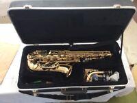 Palatino Alto Saxophone With Hard case