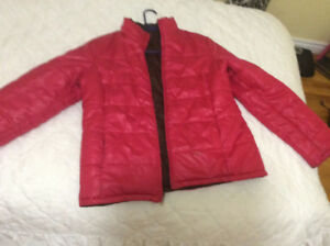 Ladies size M  Reversible Jacket
