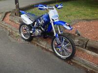 Yamaha yz 85 2009 Full Rebuild