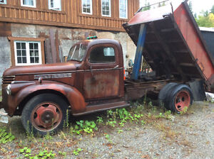 1946 Chevrolet 21/2 tonne