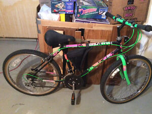 Reduced - Bicycle RadioActive USA RoadMaster, 21in,15spd $50