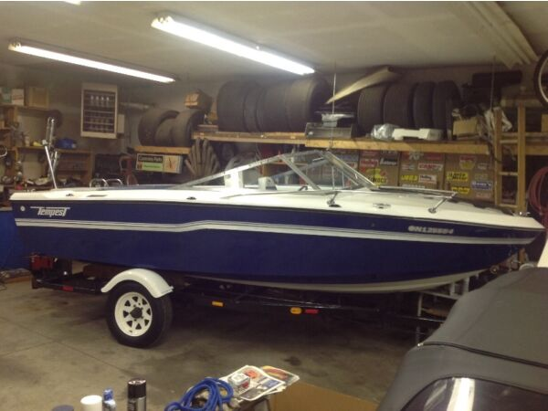 Used 1979 Tempest Marine Closed Bow