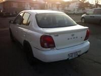 2000 Toyota Echo A/C Sedan