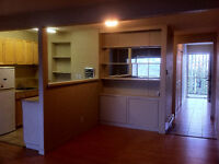 1 Bedroom Apartment - Utilities Included -5 Min Walk to Downtown