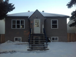 Hip and bright two bedroom basement apartment in Bonnie Doon