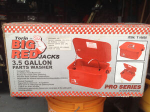 3.5 gallon parts washer new in box Belleville Belleville Area image 2