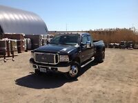 2006 Ford F-350 Pickup Truck Dually With Plowing!!!!!