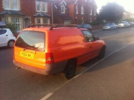Vauxhall Astravan 1996/8