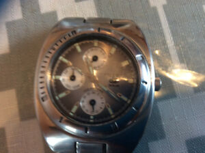 Fossil.multifoctional.chronographic.style.mens.blue.watch