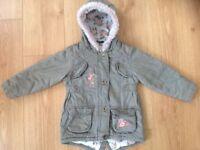 Girls Coat 2-3