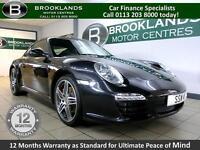 Porsche 911 3.6 CARRERA COUPE PDK [3X PORSCHE SERVICES, SAT NAV, LEATHER and HEA