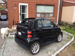 2010 Smart Fortwo Passion Cabriolet ONLY 13,750 km REDUCED PRICE