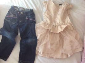Girls 4-5 clothing