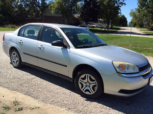 2004 Chevrolet Malibu - Perfect starter car!