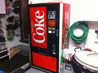 REDUCED Coke Machine