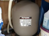 "22"" Hayward Pool Sand Filter for Sale"