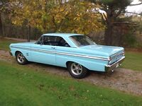 Collector car 1965 falcon Futura