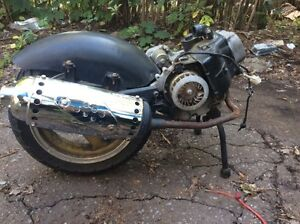Moteur complet gy6 50 cc 4t scooter