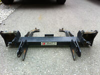 Blizzard snow plow mount model 67960-1