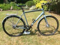 Trek Soho hybrid bicycle