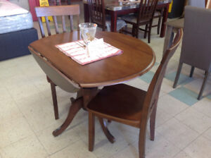 Brand new Dining sets( STARTING FROM $399 AND UP) TAXES IN.