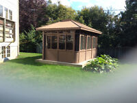 Gazebo for Spa