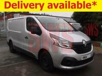 2014 Renault Trafic SL27 Business+ NRG 1.6 DAMAGED REPAIRABLE SALVAGE