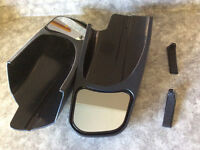 Trailer mirrors for 2013 Silverado