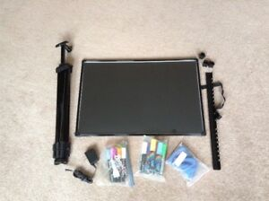 LED Rewriteable Board with Stand
