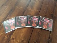 Six CDs Solos for Young Violinists