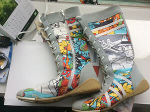 Dick Tracy  boots