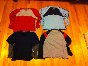 Boys size 7/8(small) long sleeves clothes package Kingston Kingston Area image 2