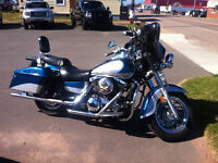 2003 Kawasaki Vulcan 1500 with lots of extras