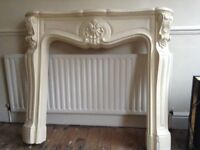 Fire surrounds and hearths