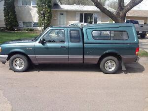 1995 Ford Ranger XLT Pickup Truck