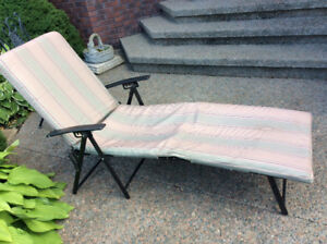 2 Outdoor Loungers/Chairs. (Still Available)