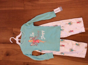 New! Carters 2 piece pjs size 3