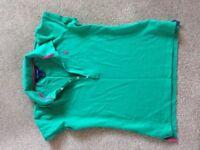 Ralph Lauren polo shirt age 12-14