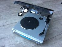 Bush MTT1 mini turntable / record player