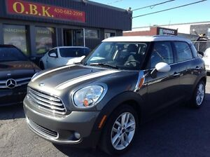 Mini Cooper Countryman AUTOMATIQUE-BLUETOOTH 2012