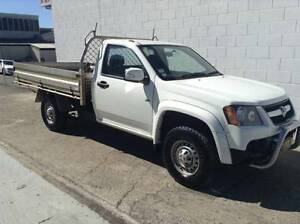 2009 Holden Colorado/Rodeo RC ALLOY TRUNDLE TRAY 5 Speed V6 Ute Kirrawee Sutherland Area Preview